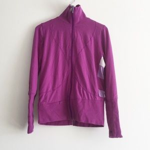 Lululemon Purple Sweater Jacket